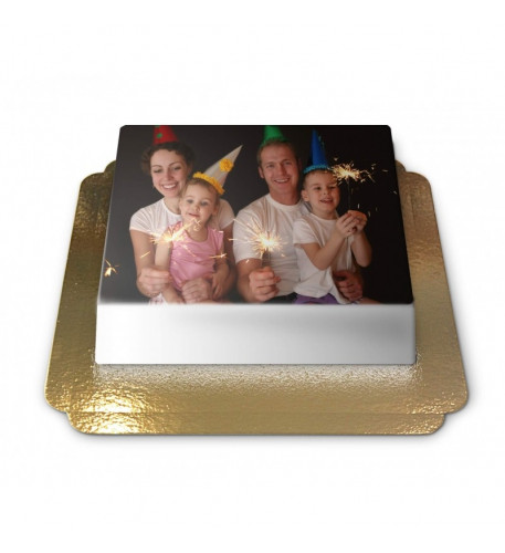 Cake-Photo Frameless (Small)