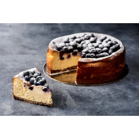 Blueberry Cheesecake (10 Inch)