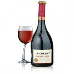 Red wine -J.P Chenet