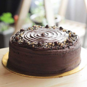 Nutella Chocolate Cake 9 inch