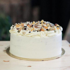 Carrot Walnut Cake 7 inch