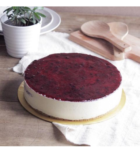 Peanut Butter Jelly Cheesecake 9 inch