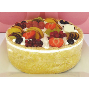 New Fruit Cake