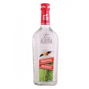 Agavita ''Tequila Blanco'', 70cl(Set Of Two)