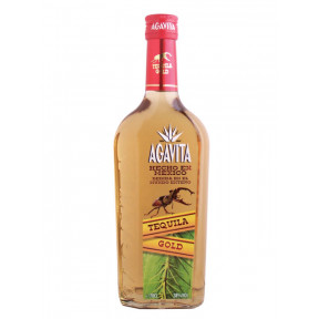 Agavita ''Tequila Gold'', 70cl(Set Of Two)