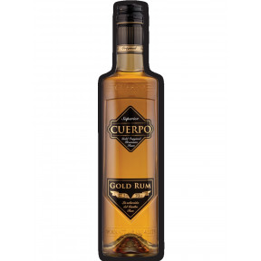 Cuerpo Gold Rum 70cl(Set Of Two)