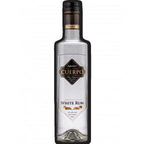 Cuerpo White Rum 70cl(Set Of Two)