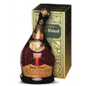 Saint Vivant ''Armagnac, V.S,O.P.'' Luxury Gift Box, 70cl