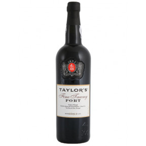 Taylors Port ''Fine Tawny'', 75cl(Set Of Two)