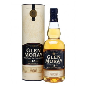 Glen Moray, Aged 12 Years, 'Single Malt Whisky', 70cl