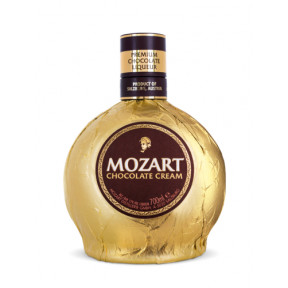 Mozart Gold Chocolate Cream 50cl(Set Of Two)