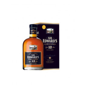 Sir Edward's, 12 Years Old, Blended Scotch Whisky, 70cl