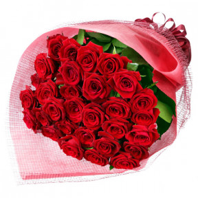 30 red rose bouquets