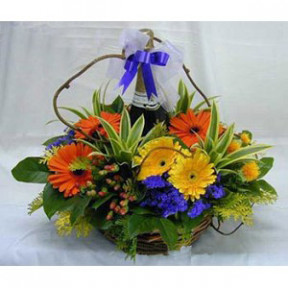 Flower Baskets-294