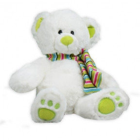 Green Slopes Teddy Bear (11 inch teddy)