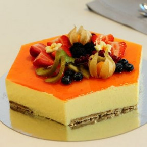 Fruit Mousse
