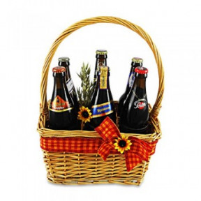 Six Beer Basket
