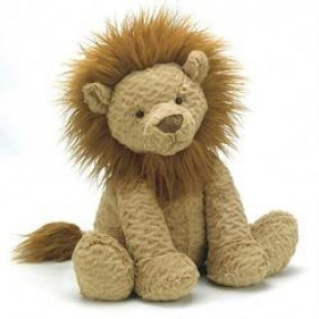 Personalised Fuddlewuddle Lion