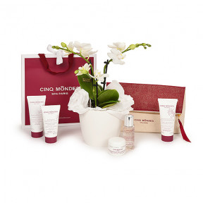 Luxury Flower Beauty Gift Set