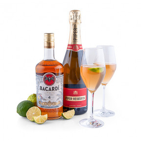 Bacardi Old Cuban Cocktail