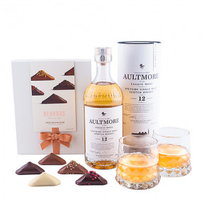 Aultmore Scotch & Chocolates
