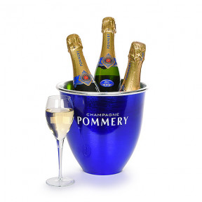Pommery Ice Bucket With Champagne