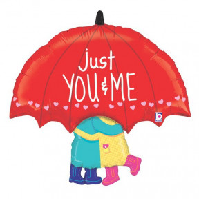Just You And Me Balloon