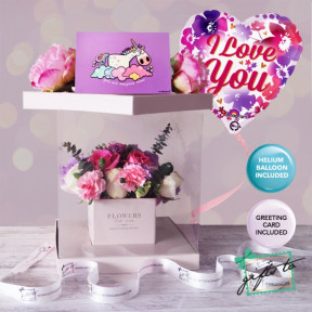 You Are Magical Flowers Gift Box