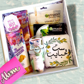 Mom'S Wellness Gift Box