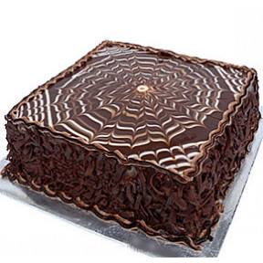 Dark Delight Fudge Cake - 2 Lbs