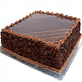 Chocolate Bliss Fudge Cake - 1 Lbs