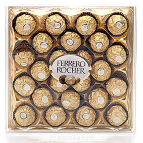 Ferrero Rocher - 24 Pieces Box - 300g