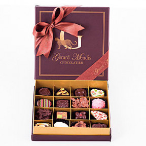 16 Piece Chocolate Box(gmc)