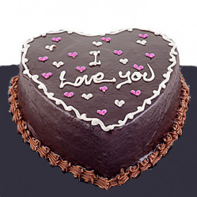 Sweet Heart (chocolate Cake)