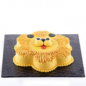 GiftBlooms Lovable Lion