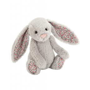 Kuscheltier BLOSSOM bunny (31cm) in silver