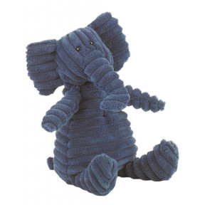 Kuscheltier CORDY ROY ELEPHANT (26cm) in blue