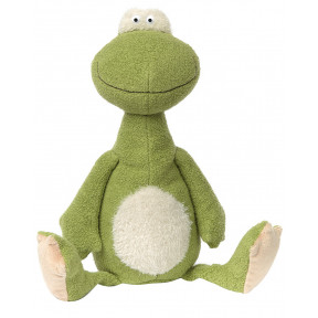 Kuscheltier ACH GOOD! - FROG (36 cm) in green