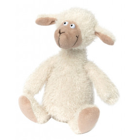 Kuscheltier ACH GOOD! - SHEEP (20 cm) in white