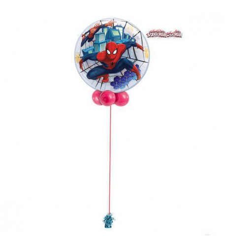 Bubble Spiderman Walker