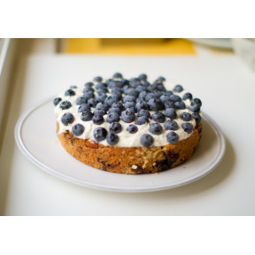 Blue Berry Cake On Offer