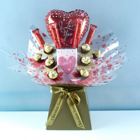 Love Is Sweet Chocolate Bouquet