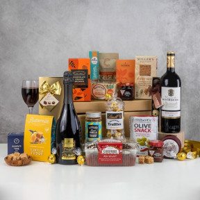 A Touch of Class Luxury Hamper