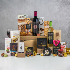 Grand Indulgence Food and Wine Hamper