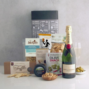 Moet Chandon and Gourmet Delights Hamper