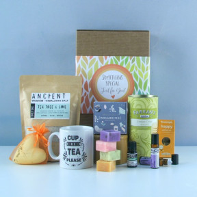 Cup of Tea and Detox Pamper Hamper