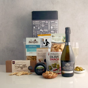 Prosecco and Gourmet Delights Hamper