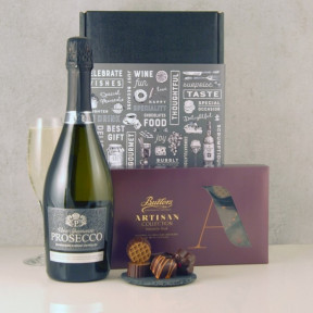 Prosecco and Chocolates Duo