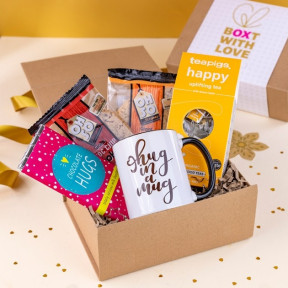 Squidgy Chocolate Hugs Hamper