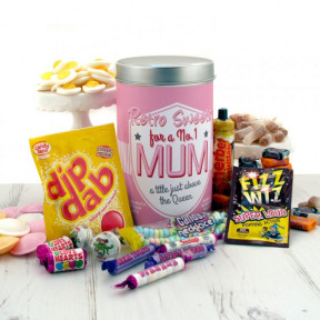 Retro Sweets for a No.1 Mum